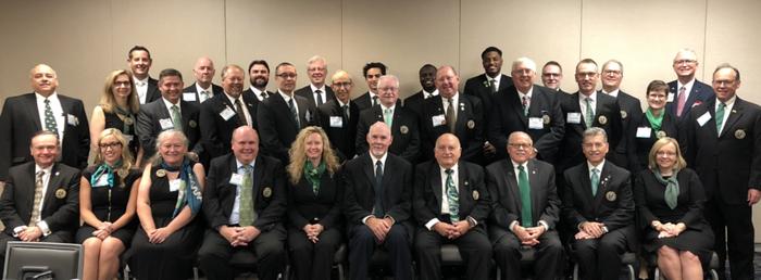 Ohio Delegation to the AOA HOD 2019