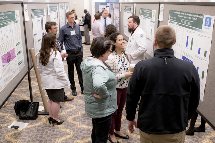 Poster Contest at the Symposium