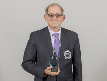 Robert W. Hostoffer Jr DO - Distinguished Service Award 2019