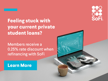 Refinance Your Student Loan with SoFi