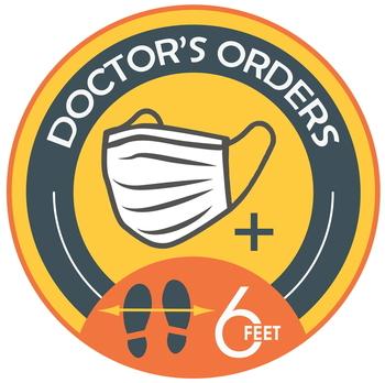 Doctors Orders Mask6 Logo transparent